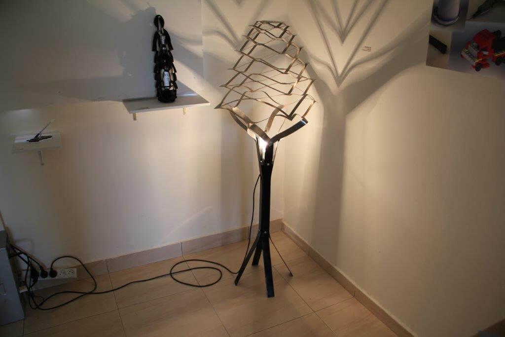 גוף תאורה – שרי שוורצברד