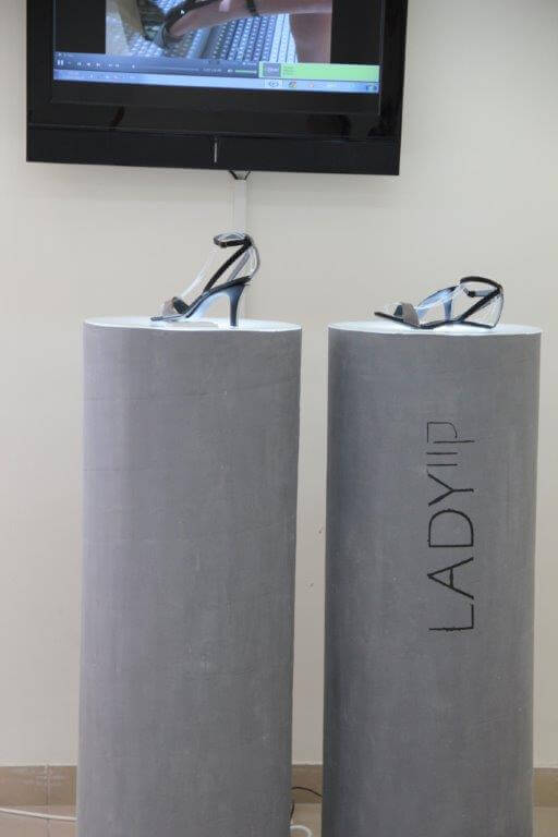 הנעל הדו שימושית – בתיה אסבאן